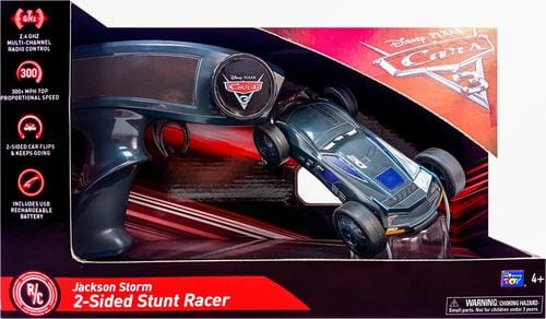 Best Buy Weekly Ad: CARS 3 360 STUNT RACER JACKSON STORM for $24.99