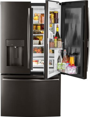 Best Buy Weekly Ad: GE - 27.8 cu. ft. Door-in-Door French Door Refrigerator with Water and Ice Dispenser for $1,999.99