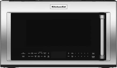 Best Buy Weekly Ad: KitchenAid - 1.9 cu. ft. Over-the-Range Convection Microwave for $449.99