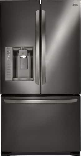 Best Buy Weekly Ad: LG - 24.0 cu. ft. French Door Refrigerator for $1,499.99
