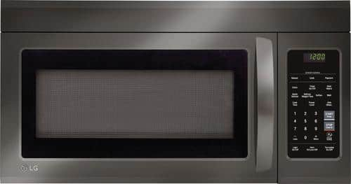 Best Buy Weekly Ad: LG - 1.8 cu. ft. Over-the-Range Microwave for $249.99
