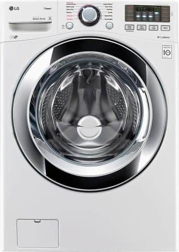Best Buy Weekly Ad: LG - 4.5 cu. ft. 12-Cycle Washer for $649.99