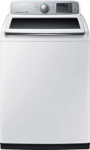 Best Buy Weekly Ad: Samsung - 5.0 cu. ft. 11-Cycle High-Efficiency Washer for $499.99
