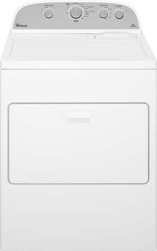 Best Buy Weekly Ad: Whirlpool - 7.0 cu. ft. 13-Cycle Electric Dryer for $399.99