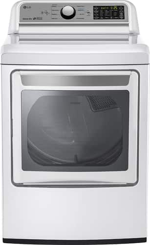 Best Buy Weekly Ad: LG - 7.3 cu. ft. 9-Cycle Electric Dryer for $599.99