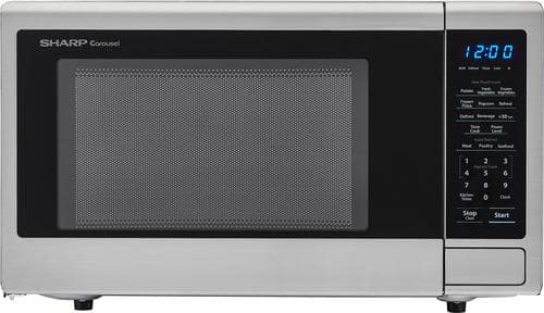 Best Buy Weekly Ad: Sharp - 1.1 Cu. Ft. Countertop Microwave for $99.99