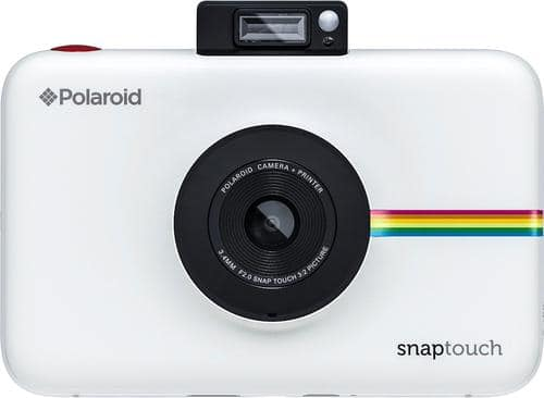 Best Buy Weekly Ad: Polaroid Snap Touch Instant Print Camera for $149.99