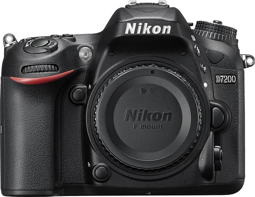 Best Buy Weekly Ad: Nikon D7200 DSLR Camera Body for $999.99