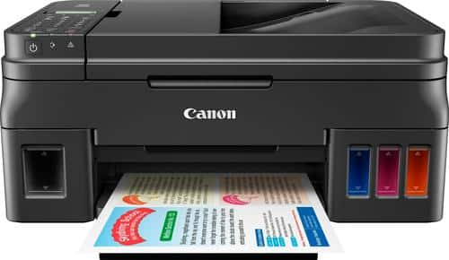 Best Buy Weekly Ad: Canon PIXMA G4200 Wireless Printer for $349.99