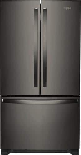 Best Buy Weekly Ad: Whirlpool - 25.2 cu. ft. French Door Refrigerator with Internal Water Dispenser for $1,199.99