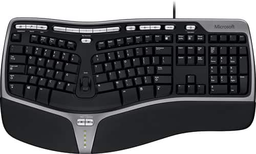 Best Buy Weekly Ad: Microsoft Natural Ergonomic Keyboard 4000 for $29.99