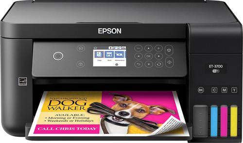 Best Buy Weekly Ad: Epson Expression ET-3700 EcoTank Printer for $329.99