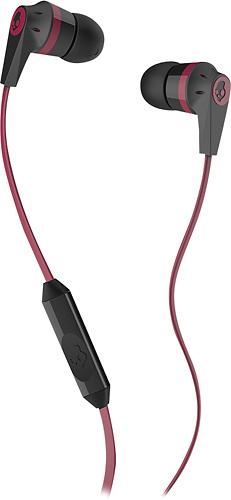 Best Buy Weekly Ad: Skullcandy Ink'd In-Ear Headphones - Red/Black for $10.99