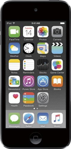 Best Buy Weekly Ad: Apple 128GB iPod touch - Space Gray for $279.99