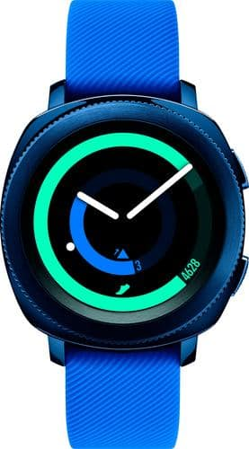 Best Buy Weekly Ad: Samsung Gear Sport - Blue for $299.99