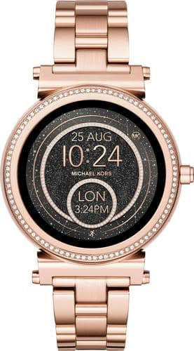 Best Buy Weekly Ad: Michael Kors Access Sofie Smartwatch for $350.00