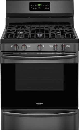 Best Buy Weekly Ad: Frigidarie - 5.4 cu. ft. Gas Convection Range for $629.99