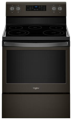 Best Buy Weekly Ad: Whirlpool - 5.3 cu. ft. Electric Range for $599.99
