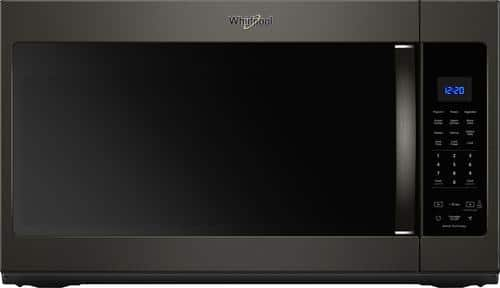 Best Buy Weekly Ad: Whirlpool - 1.9 cu. ft. Over-the-Range Microwave for $249.99