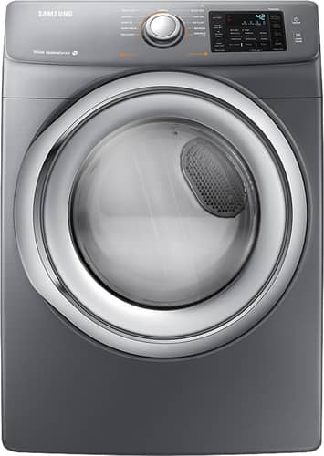 Best Buy Weekly Ad: Samsung - 7.5 cu. ft. 11-Cycle Electric Dryer with Steam for $599.99