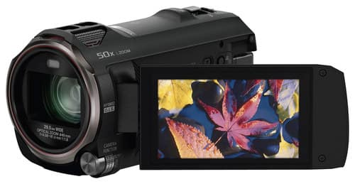 Best Buy Weekly Ad: Panasonic - HC-V770 HD Flash Memory Camcorder for $449.99