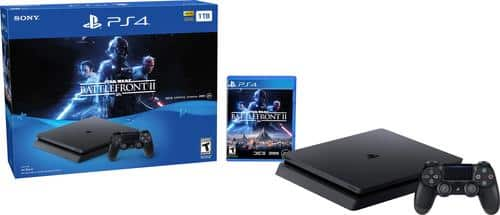 Best Buy Weekly Ad: PlayStation4 1TB Star Wars Battlefront II Bundle for $299.99
