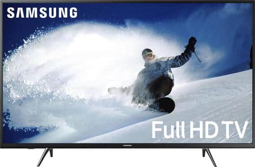 """Best Buy Weekly Ad: Samsung - 43"""" Class LED 1080p Smart HDTV for $319.99"""