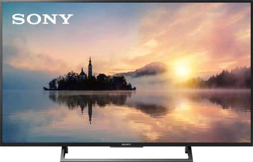 "Best Buy Weekly Ad: Sony - 55"" Class LED 4K Ultra HD Smart TV for $749.99"