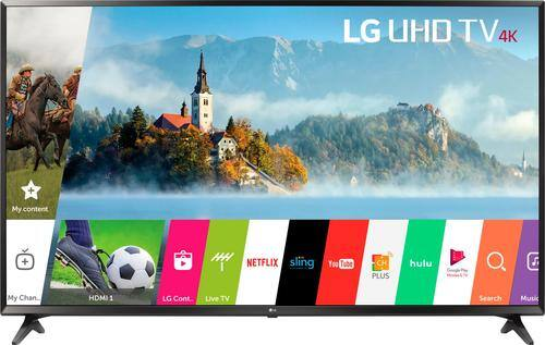 "Best Buy Weekly Ad: LG - 49"" Class LED 4K Ultra HD Smart TV for $399.99"