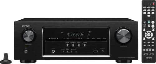 Best Buy Weekly Ad: Denon 5.2-Ch. A/V Home Theater Receiver for $229.99