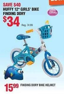 Navy Exchange Black Friday: Finding Dory Bike Helmet for $15.99