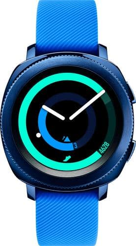 Best Buy Weekly Ad: Samsung Gear Sport - Blue for $249.99