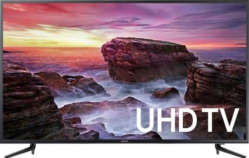 "Best Buy Weekly Ad: Samsung - 58"" Class LED 4K Ultra HD Smart TV for $649.99"