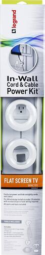 Best Buy Weekly Ad: Legrand In-Wall Power Kit for $49.99