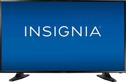 "Best Buy Weekly Ad: Insignia - 49"" Class LED 1080p HDTV for $279.99"