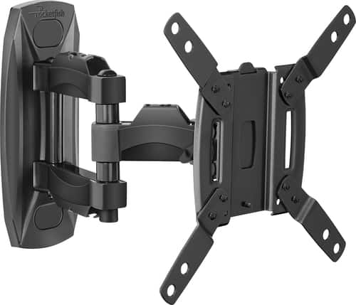 "Best Buy Weekly Ad: Rocketfish Full-Motion TV Wall Mount for Most 19""-39"" TVs for $49.99"