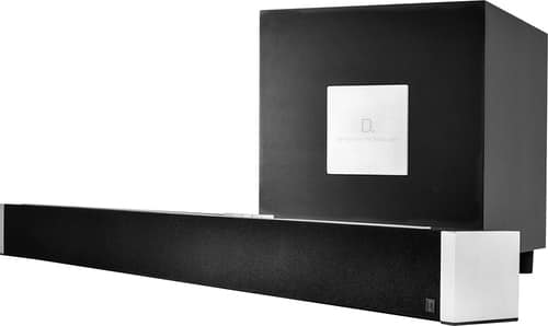 Best Buy Weekly Ad: Definitive Technology W Studio Wireless Soundbar and 8 Subwoofer with Play-Fi Capability for $699.98