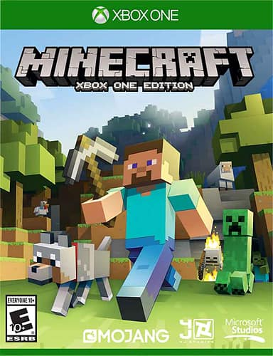 Best Buy Weekly Ad: Minecraft: Xbox One Edition - XB1 for $19.99