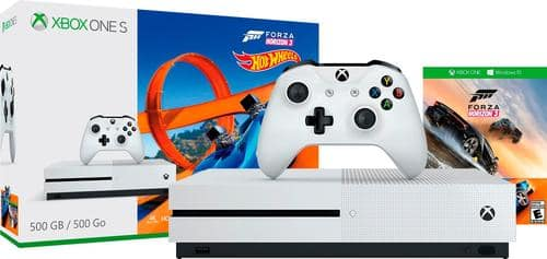 Best Buy Weekly Ad: Xbox One S 500GB Forza Horizon 3 Hot Wheels Console Bundle for $229.99