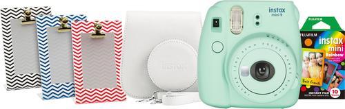 Best Buy Weekly Ad: Fujifilm instax Mini 9 Instant Print Camera Bundle for $74.99