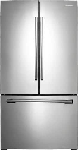 Best Buy Weekly Ad: Samsung - 25.5 cu. ft. French Door Refrigerator for $999.99