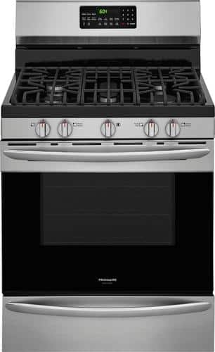 Best Buy Weekly Ad: Frigidaire - 5.0 cu. ft. Gas Convection Range for $679.99