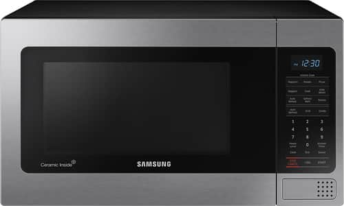 Best Buy Weekly Ad: Samsung - 1.1 Cu. Ft. Countertop Microwave for $129.99