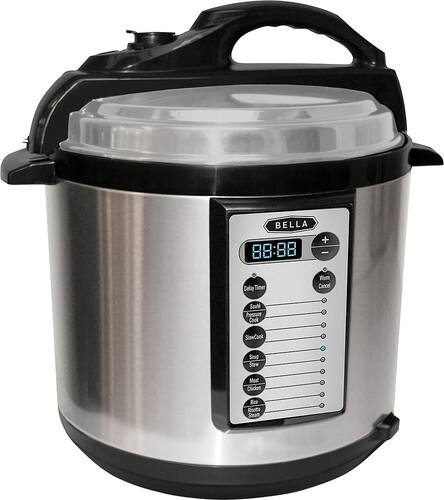 Best Buy Weekly Ad: Bella 6-Quart Pressure Cooker for $39.99