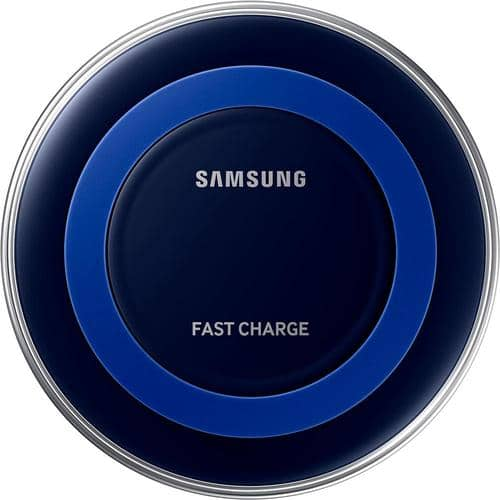 Best Buy Weekly Ad: Samsung Fast Charge Wireless Charger Blue for $24.99