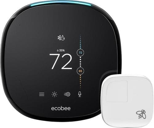 Best Buy Weekly Ad: Ecobee4 Smart Thermostat with Built-in Alexa for $199.99