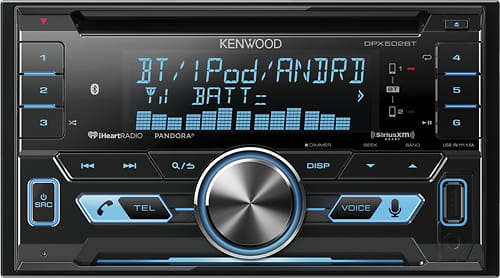 Best Buy Weekly Ad: Kenwood CD and Apple iPod In-Dash Deck for $99.99