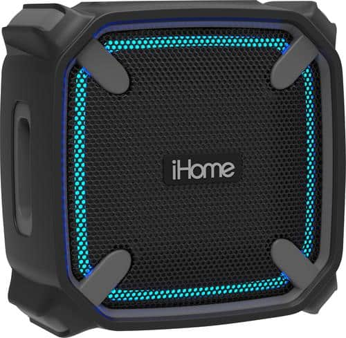 Best Buy Weekly Ad: iHome Weather Tough 3 Bluetooth Speaker for $29.99