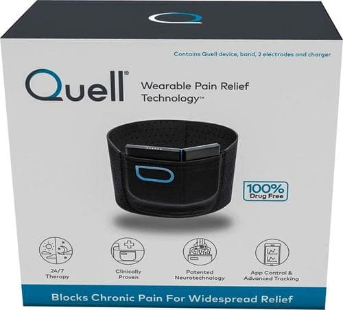 Best Buy Weekly Ad: Quell Wearable Pain Relief Starter Kit for $249.99