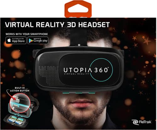 Best Buy Weekly Ad: Retrak Virtual Reality Headset for $9.99